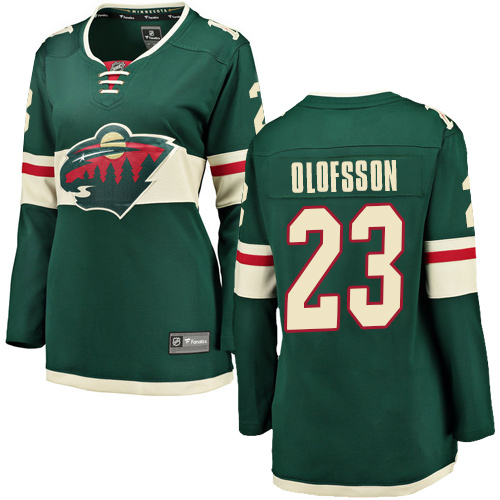 Men's Gabriel Dumont Authentic Green Jersey: Hockey #40 Minnesota Wild Salute to Service